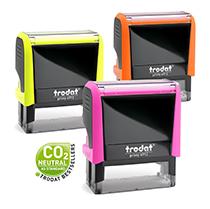 Stempel Trodat Printy 4913 Neonfarben