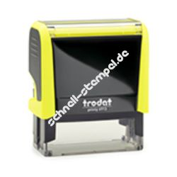 Trodat Printy 4913 Neon-Gelb