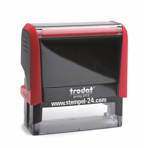 Trodat Printy 4915 Feuerrot