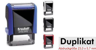 4910 Printy Duplikat