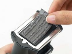 Stempelplatte max. 68 x 24 mm Trodat Professional 5205