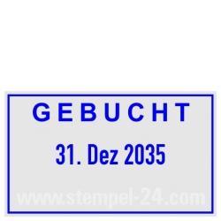5430 Trodat Professional Gebucht