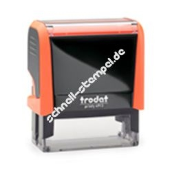Trodat Printy 4913 Textstempel Abdruckgröße max. 58 x 22 mm