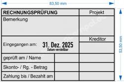 54110 Trodat Professional Rechnungsprüfung Projekt