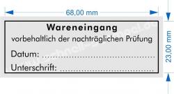 4915 Trodat Printy Wareneingangskontrollstempel