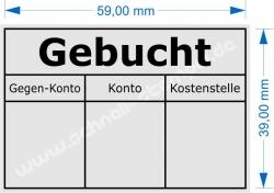 5274 Trodat Professional Gebucht