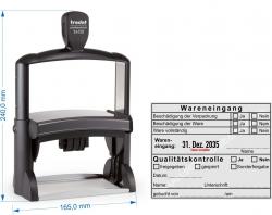 54120 Trodat Wareneingangsstempel Qualitätskontrolle