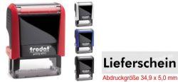 4911 Printy Lieferschein