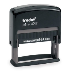 4917 Trodat Printy Classic Textstempel