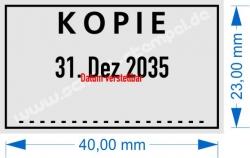 5430 Trodat Professional  Kopie