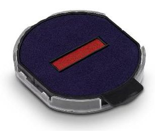 Stempelkissen 6/52040 Rot-Blau für Trodat Professional 54140